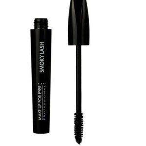 Makeup Forever Smoky Lash Extra Black Mini Mascara